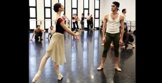 Sylvia le prove in sala ballo   ph Brescia e Amisano Teatro alla Scala  (39)