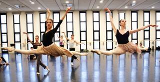 Sylvia le prove in sala ballo   ph Brescia e Amisano Teatro alla Scala  (40)