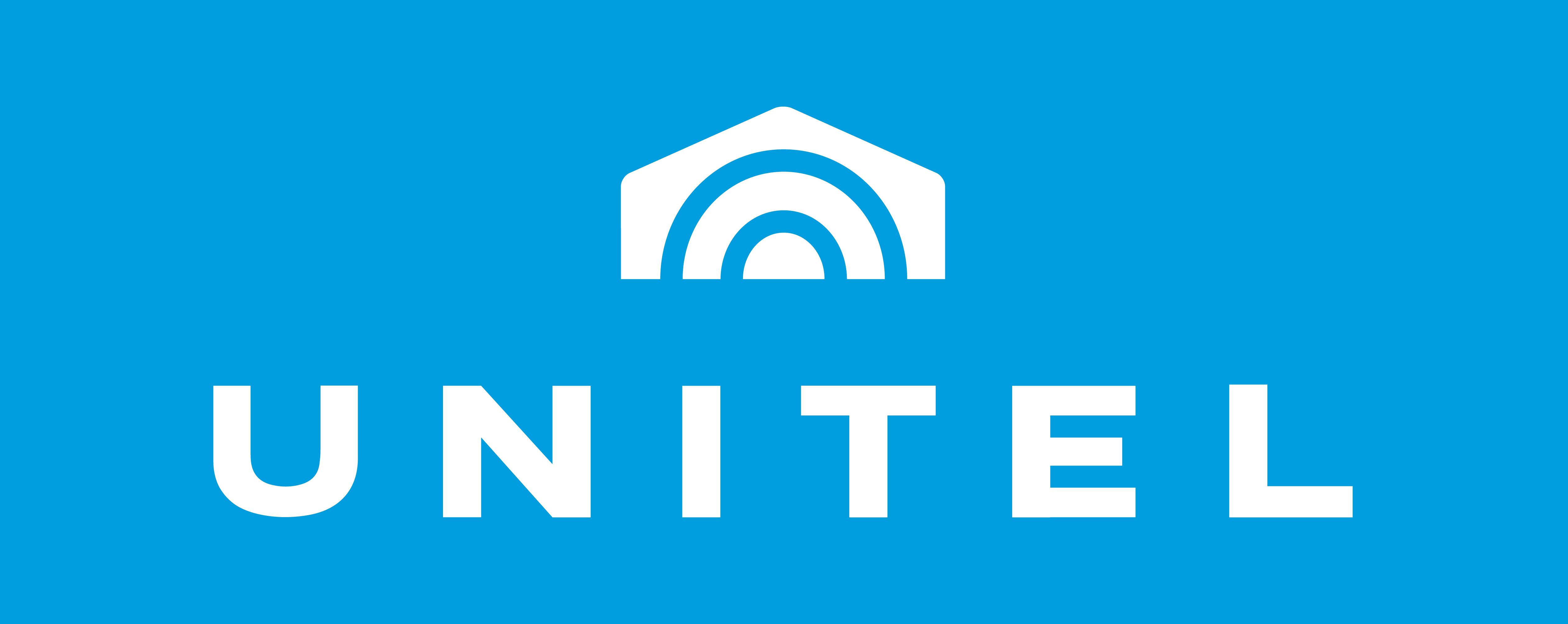 UNITEL logo bluecase WEB
