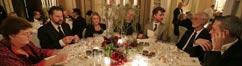 "Gala Dinner at the ""Società del Giardino"""