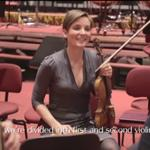 Alexia - Violinist