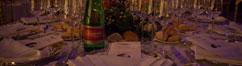 Cena di Gala alla Società del Giardino