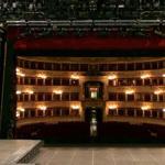 Il palcoscenico