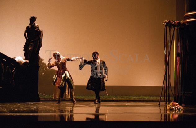 Don Giovanni, Angelika Kirchschlager, Carlos Alvarez, 1998/1999