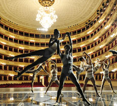 An Italian Dream, Tod's e il Teatro alla Scala