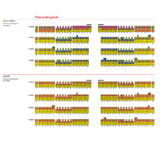 Seating Plan And Plan Of The Boxes Teatro Alla Scala