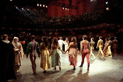 La Scala a Bruxelles