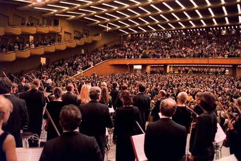 La Scala a Bucarest