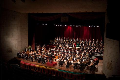 La Scala in Ghana