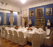 Private events at the Theatre Museum