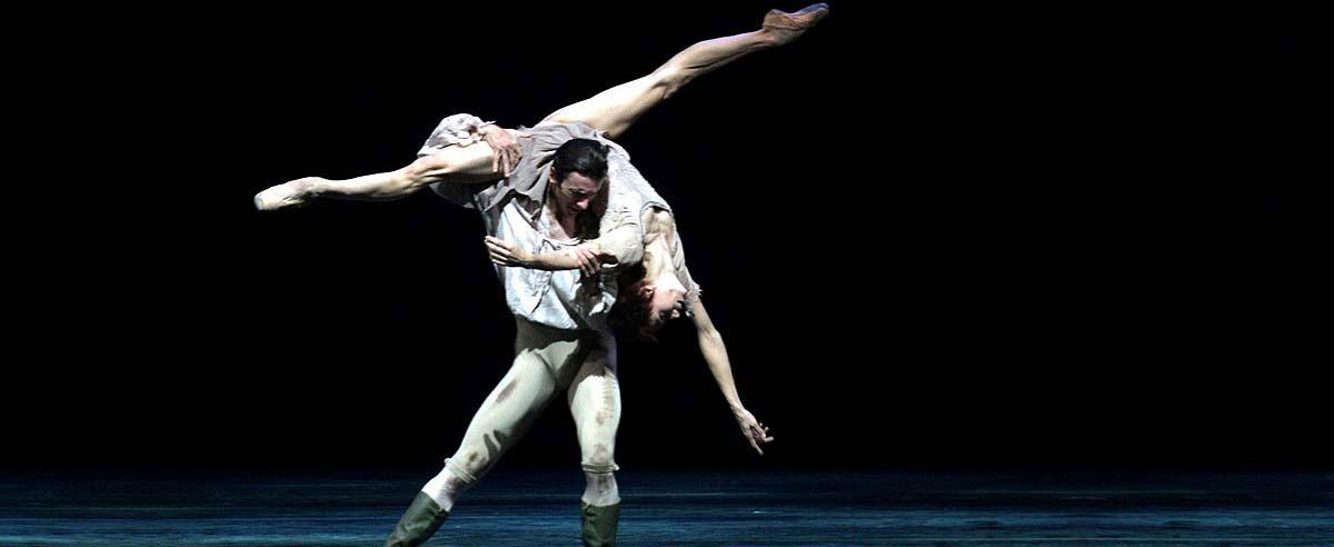 Sylvie Guillem e Massimo Murru