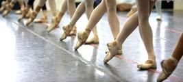 The ballet company